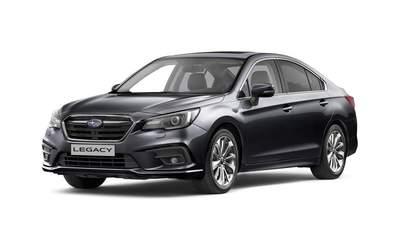 Старт продаж обновленного Subaru Legacy 2018 модельного года